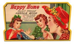 Happy Home needle book (SR)