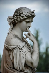 Calliope, muse of epic and heroic poetry