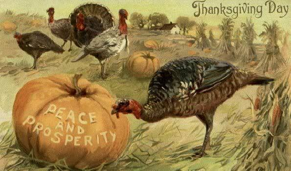 Image result for thanksgiving images vintage